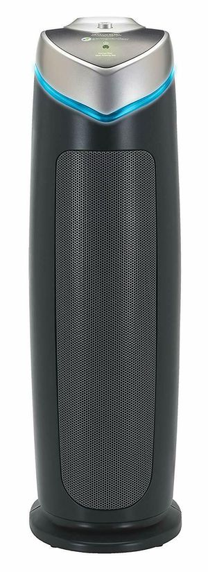 GermGuardian AC4825E 3-in-1 Large Room Air Purifier, HEPA Filter, UCV Sanitizer for Sale in Modesto, CA