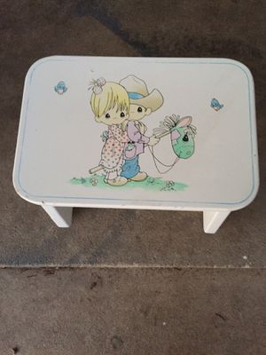 Precious Moments Foot Stool for Sale in Midvale, UT