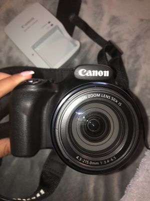 Camera Canon Powershot 5X530 HS Digital Camera 16.0MP with 50x optical zoom for Sale in Kissimmee, FL
