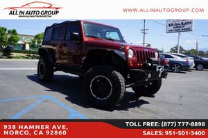 2010 Jeep Wrangler Unlimited for Sale in Norco, CA