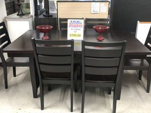 7PC Dining Set for Sale in Archdale, NC