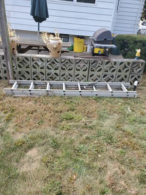 16 ft extension ladder. $50 or best offer. Have other ladders also . See posts. for Sale in Morrisville, PA