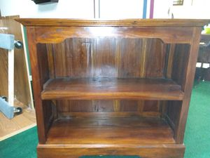 Nadeau all wood small bookcase for Sale in Fort Lauderdale, FL