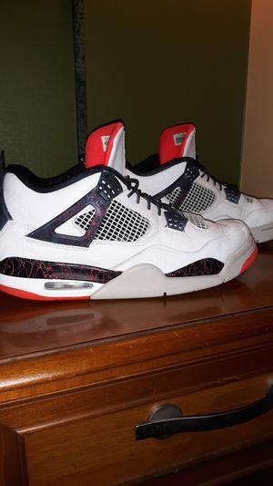 Jordan's Retro 4 mens 11.5 for Sale in Dallas, TX