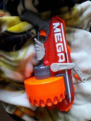 Nerf mega gun for Sale in Moreno Valley, CA