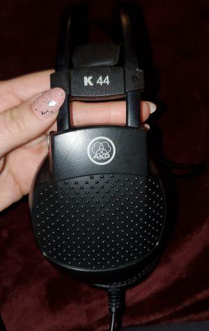 AKG K 44 headphones for Sale in Bellevue, WA