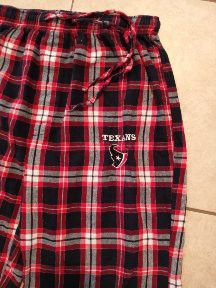 HOUSTON TEXANS PAJAMA BOTTOM for Sale in Brownsville, TX
