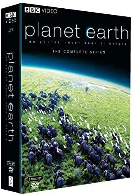 Planet Earth, the complete series. 4 disc set. for Sale in Tacoma, WA