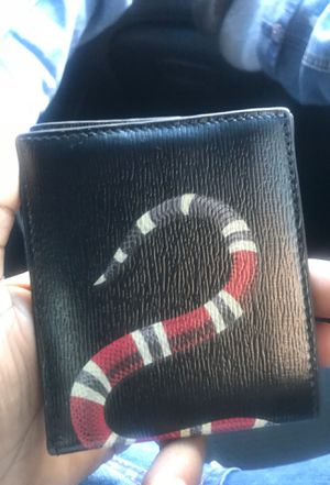 Real Gucci wallet for Sale in San Francisco, CA