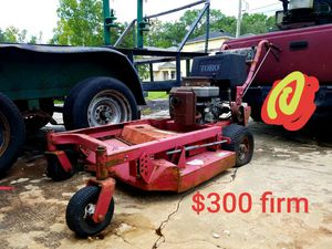 300firm Read. Toro 36 commercial walk behind lawn mower Was part of my dad's lawn business but he retired. for Sale in Jacksonville, FL