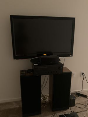 Tv + Audio system for Sale in Wheaton, MD