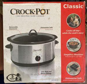 Crock-Pot The Original Slow Cooker for Sale in Fort Pierce, FL