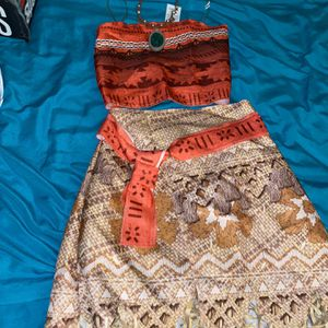 Moana Girls Costume for Sale in Kagel Canyon, CA