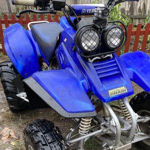 2001 Yamaha Warrior 350 for Sale in Chicopee, MA