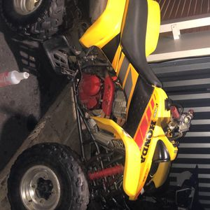 2002 Honda Trx400 Ex With Title for Sale in Waterbury, CT