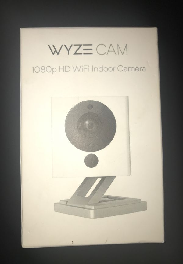 Amazing quality surveillance camera