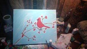 Hand painted canves for Sale in Amory, MS