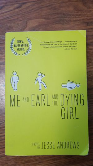 Book: Me, Earl, and the Dying Girl for Sale in Renner, SD