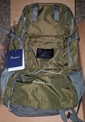 MOUNTAINTOP 40L Hiking Backpack for Outdoor Camping for Sale in Murrieta, CA