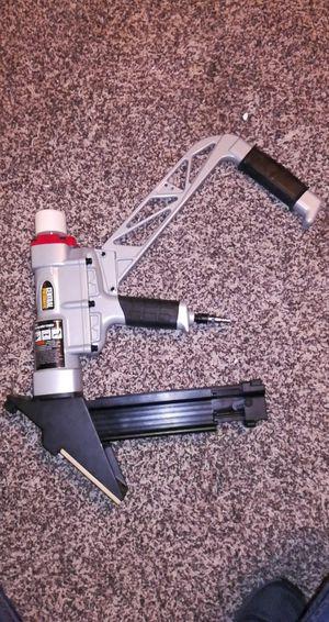 Flooring nailer gun 16 ga for Sale in Houston, TX
