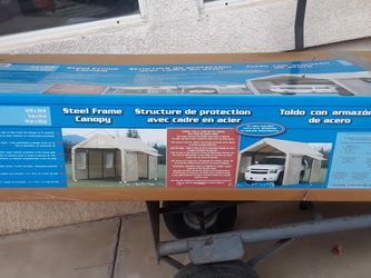 """Canopy """"Structure Only"""",10'x20' for Sale in Moreno Valley,  CA"""
