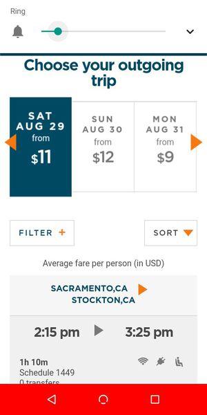 Ticket for Sale in Sacramento, CA