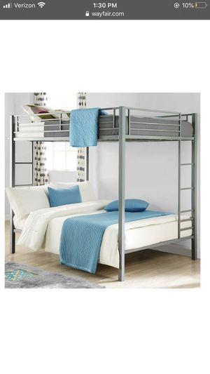 BRAND NEW Madelynn Full Over Full Bunk Bed for Sale in North Las Vegas, NV