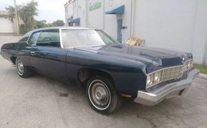 1973 CHEVROLET IMPALA CHEVY for Sale in Carol City, FL