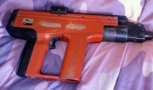 Hilti powder actuated nail gun for Sale in Camas, WA