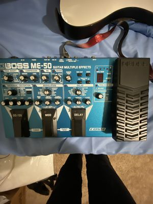 Boss ME-50 for Sale in Claremont, CA
