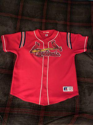 St. Louis Cardinals baseball jersey for Sale in Lynn, MA