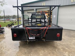 Welder Flat bed with winch for Sale in Boerne, TX