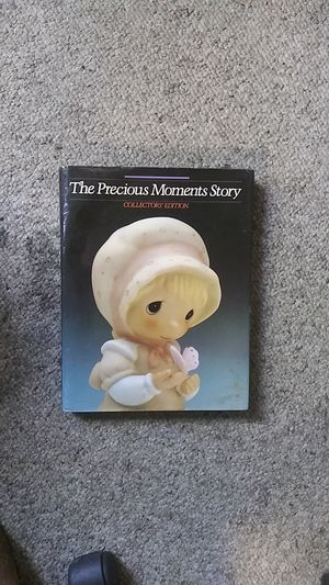 The Precious Moments Story - Collectors edition for Sale in Columbus, OH