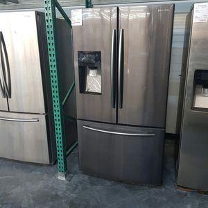 SAMSUNG 26u Water Ice French Door Refrigerator for Sale in Ontario, CA