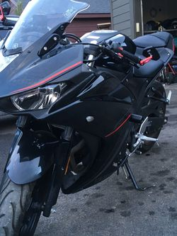 2018 Yamaha R3 for Sale in La Pine,  OR