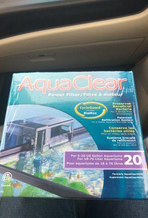 Aqua filter for Sale in Arlington, VA