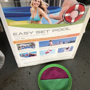 Inter 12x30 Pool With Pump And 2 Filters for Sale in Forney, TX