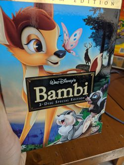 Disney Bambi DVD for Sale in Los Angeles,  CA