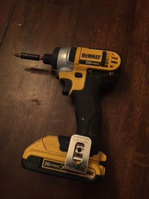 Dewalt 20v for Sale in Goodyear, AZ