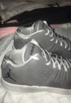 Grey Jordan shoes for Sale in West Valley City, UT