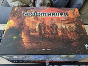 Gloomhaven Board Game for Sale in Greenville, SC