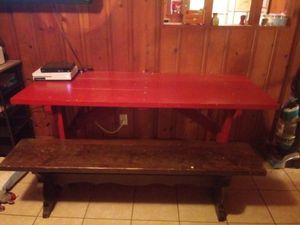 Farmhouse style table for Sale in Avon Park, FL