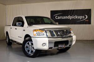 2009 Nissan Titan for Sale in Addison, TX