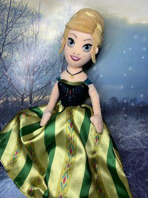 Disney parks Frozen Elsa & Anna Plush Doll for Sale in Bellflower, CA