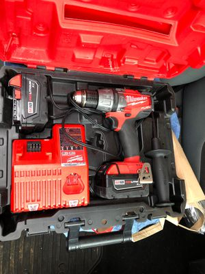 Milwaukee fuel m18 hammer drill for Sale in Bothell, WA