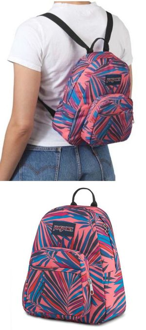 Brand NEW! Jansport Mini/Half Pint Backpack For Everyday Use/Outdoors/Traveling/Parties/Shopping/Work/Holiday Gifts for Sale in Carson, CA