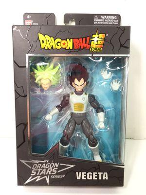 Dragonball Super Dragon Stars Series Vegeta Action Figure for Sale in Kent, WA