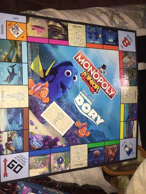 Nemo monopoly game for Sale in Dallas, TX