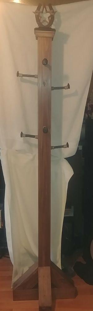 Handmade coat rack for Sale in Nettie, WV
