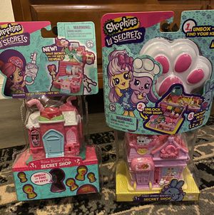 NEW Shopkins Bundle! for Sale in Hutto, TX